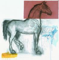 Horse after Leonardo