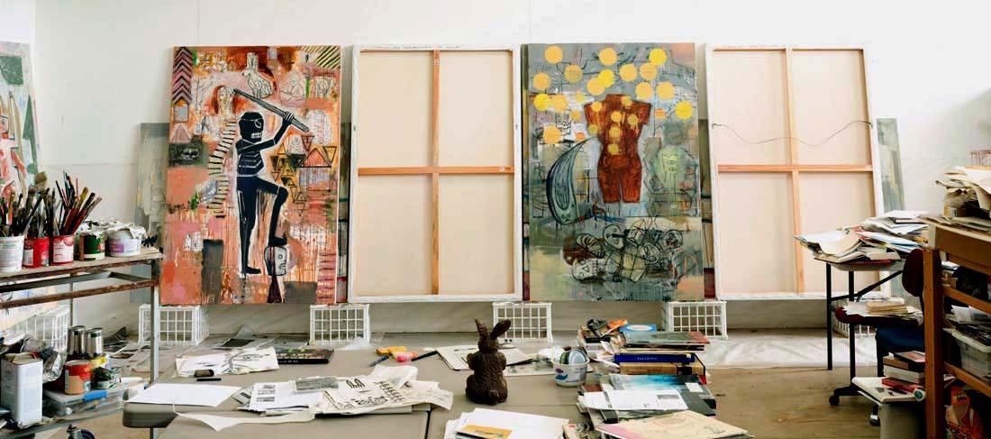 Jaune Quick-to-See Smith, Artist, Painter, Printmaker, Professor